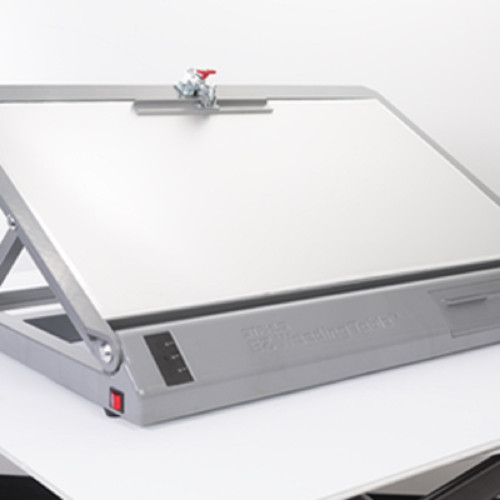 "EZ Weeding Table, 20"" x 36"" Heated Surface For Easier Weeding"