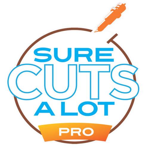 Sure Cuts A Lot Pro 4 Vinyl Cutting Software