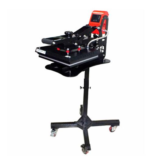 Atlas Heat Press Stand for Auto Open Clamshell Heat Press