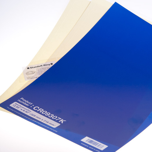 """Graphtec Carrier Sheet, 8.5"""" x 12.25"""" (2/pk)"""