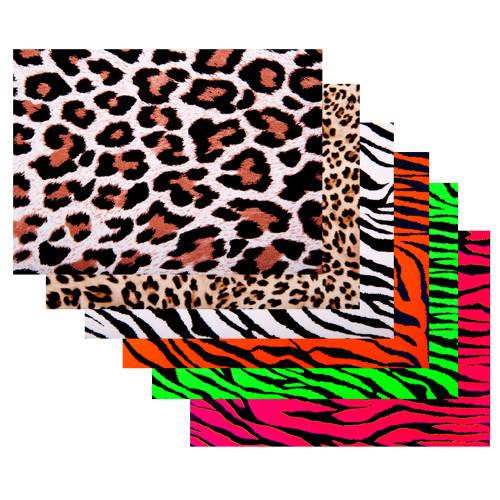 "15"" Chemica  Animal Print Heat Transfer Vinyl"