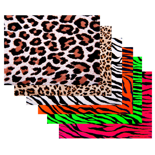 "15"" Chemica  Animal Print Heat Transfer Vinyl"