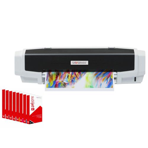 """Sawgrass Virtuoso VJ 628 25"""" Wide-Format Dye-Sublimation Printer"""