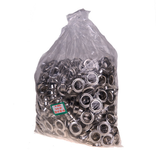 """#6 Large Grommets (fits """"Frogger Green"""" or """"Baby Blue"""" grommet press)"""