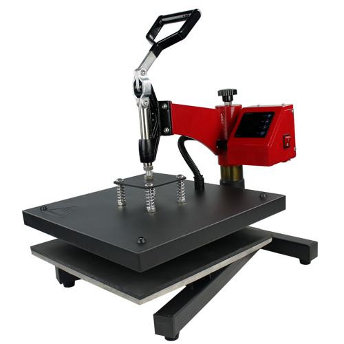 """Refurbished 15"""" x 15"""" Digital Swing-arm Heat Press"""