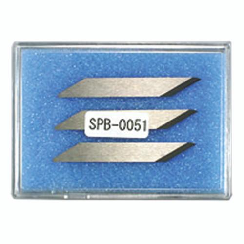 Mimaki 3mm Carbide blade 30 degrees - 3 pack