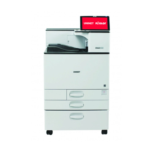 UniNet iColor 800 White Toner Printer PRO Package, ProRIP & SmartCUT Software Storage Cart + 2 Year Warranty