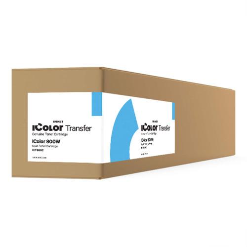 UniNet iColor 800 Individual CMY + W Toner Cartridges