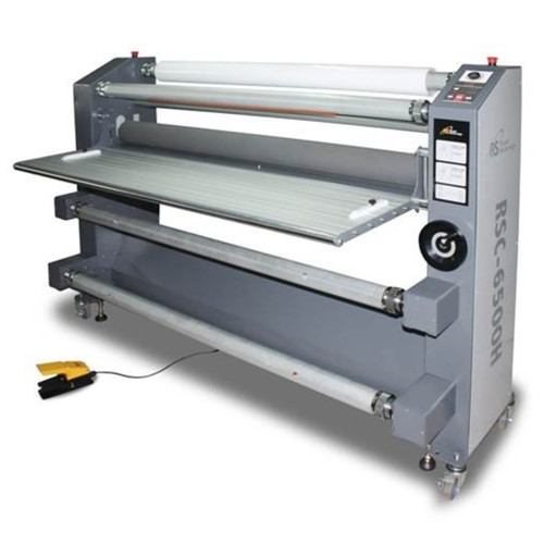 "Royal Sovereign 65"" Heat Assist Top Roller Wide Format Roll Laminator RSC-6500H"