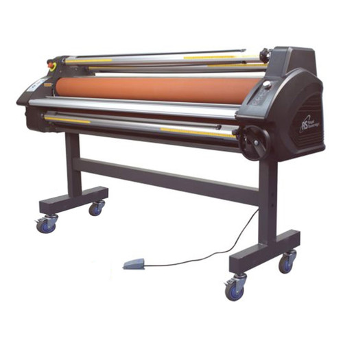 "Royal Sovereign Sigmont 65H 65"" Wide Format Roll Laminator (Cold/Heat Assist)"