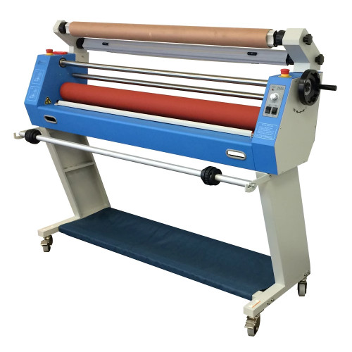 """Gfp 255C, 55"""" Cold Laminator (Stand & Foot Switch Included)"""