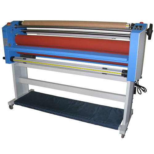 """Gfp 355TH, 55"""" Top Heat Laminator (Stand, Foot Switch & Rewind Included)"""