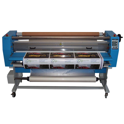 """Gfp 865DH 65"""" Dual Heat Laminator - Install, Training & Stand Included"""