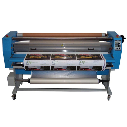 "Gfp 865DH 65"" Dual Heat Laminator - Install, Training & Stand Included"