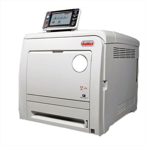 UniNet iColor 550 CMYK + White Toner Printer w/ ProRIP & SmartCUT Software