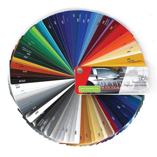 ORACAL 951 Color Fan