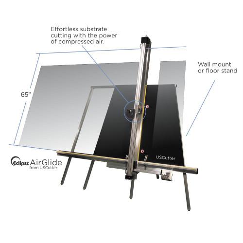 Eclipse AirGlide Pneumatic Material Cutter (PMC), Wizard