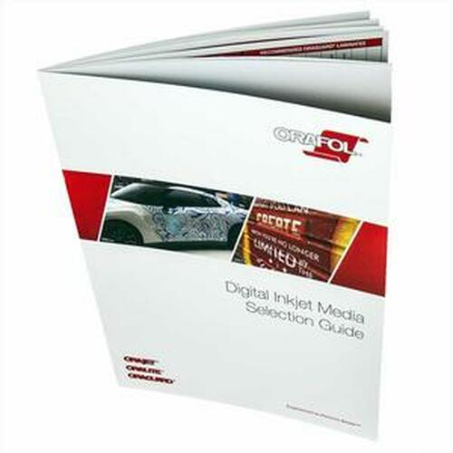 ORACAL Orajet Digital Inkjet Media Selection Guide