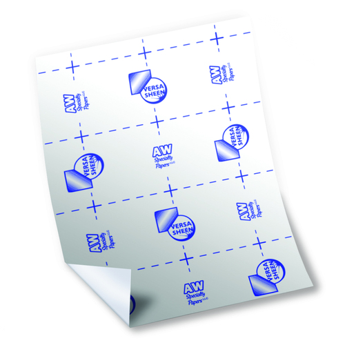 "Versa Sheen Digital Transfer Paper 8.5"" x 11"" or 11"" x 17"""