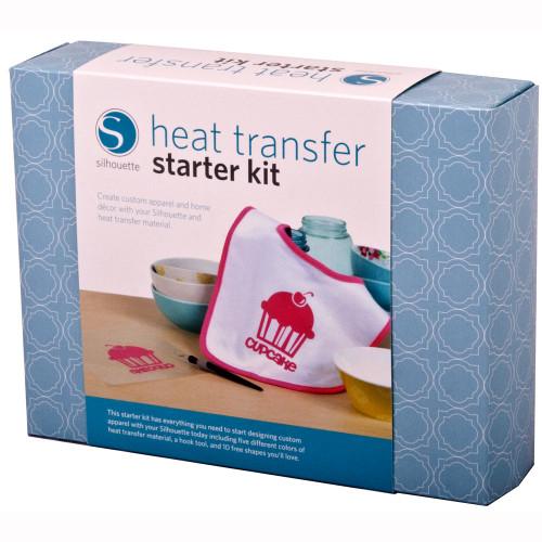 Silhouette CAMEO Heat Transfer Starter Kit
