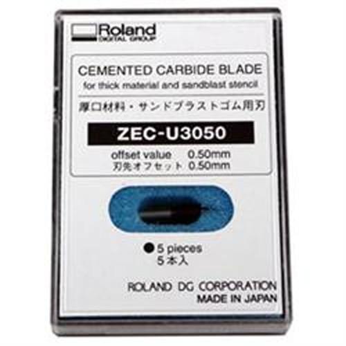Roland 60° 0.50 Offset Premium Blades for Sandblast 5 Pack