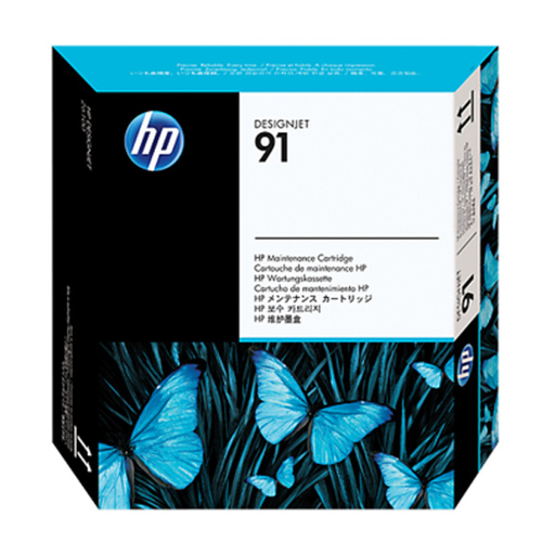 HP 91 Maintenance Cartridge for Designjet Z6100 Printers