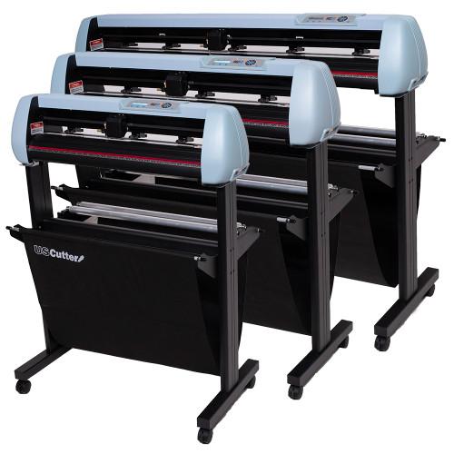 USCutter SC2 Series Vinyl Cutter w/ VinylMaster Cut Design & Cut Software