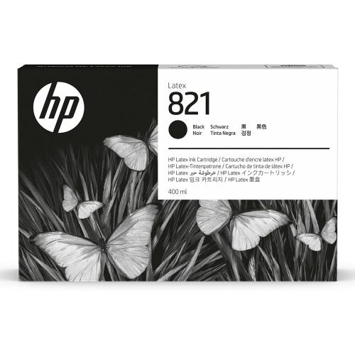 HP 821A 400ml Latex 110/115 Printer Ink & Optimizer Cartridges