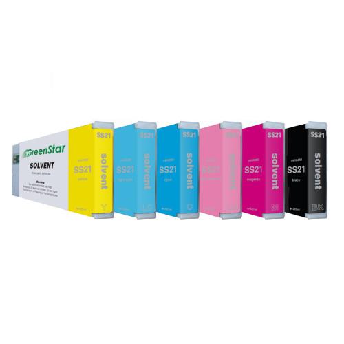 GreenStar Premium SS2 Inks for Mimaki CJV/ JV3 - 440 mL