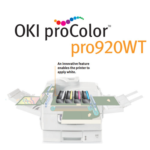 OKI proColor 920WT Printer Toner Cartridges