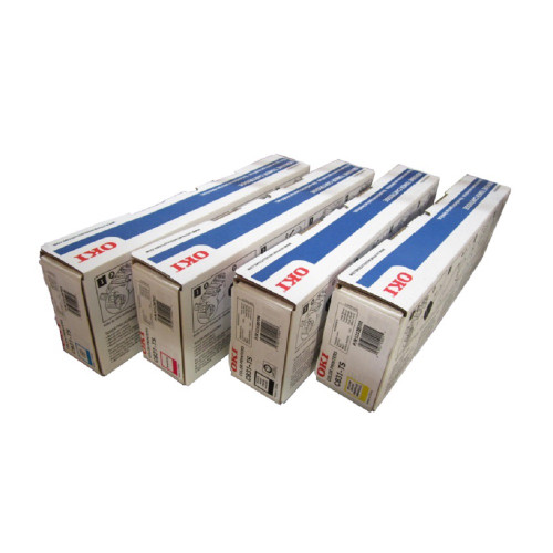 OKI proColor C831TS Printer Toner Cartridges