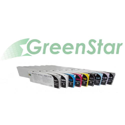 GreenStar Premium Inks for Roland Eco-Sol Max 2  - 440 mL