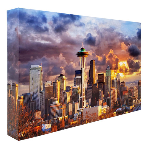 Duraluxe Gloss Gallery Wrap Box Sublimation Blanks
