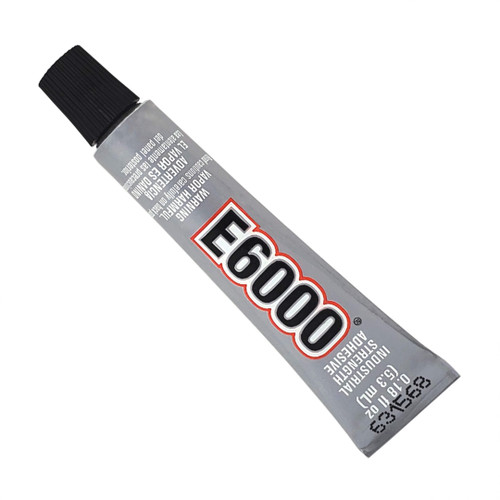 E6000 Glue for Cutting Strips
