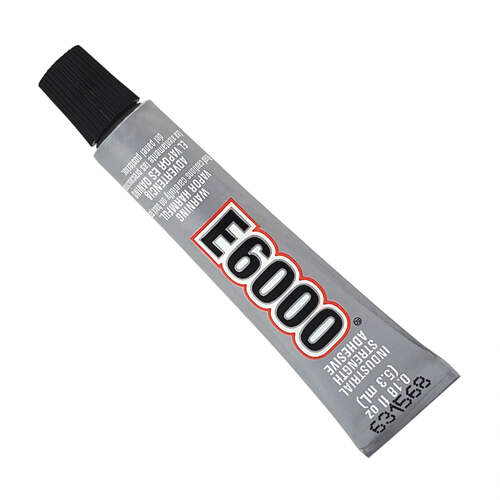 E6000 Glue for Cutting Strips