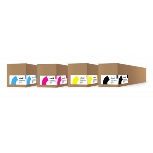 UniNet iColor 560 Dye Sublimation CMYK toner cartridge kit (7,000 pages)