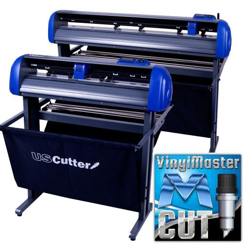 """USCutter TITAN Vinyl Cutter - 28 - 53"""" w/ VinylMaster Cut"""