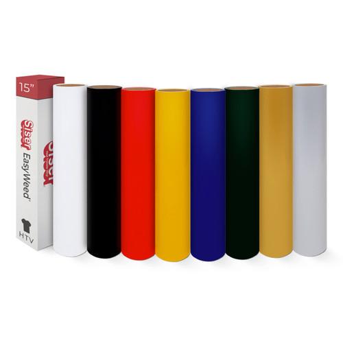 Siser Easyweed Heat Transfer Vinyl Starter Kit