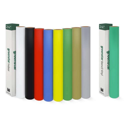 Greenstar Indoor Vinyl Starter Kit