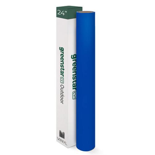 """24"""" GreenStar CV1 Outdoor Calendered Vinyl, 3mil"""