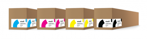 Uninet iColor 650 Dye Sublimation Toner Cartridges