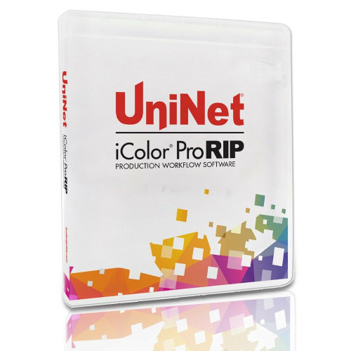 iColor ProRIP V2 Dongle and Software for iColor Printers