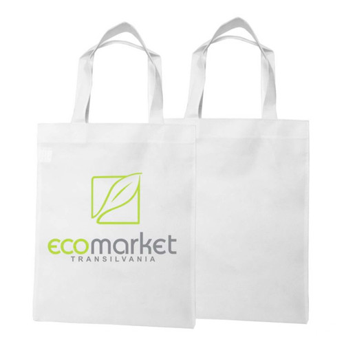 Printable Shopping Bag Dye Sublimation Blanks - 13in x 10in