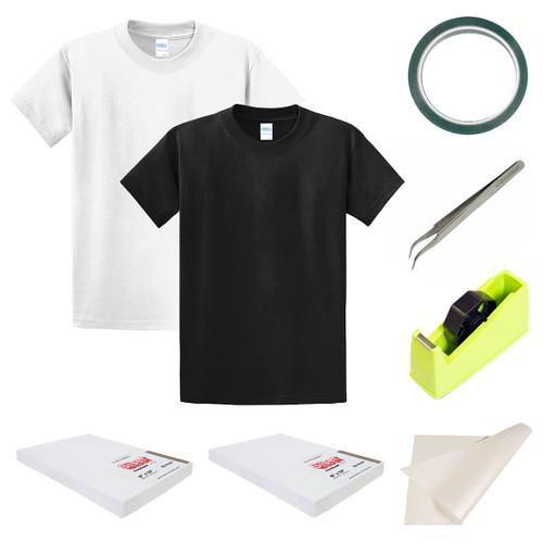 SISER EasySubli Sublimation Supply Kit