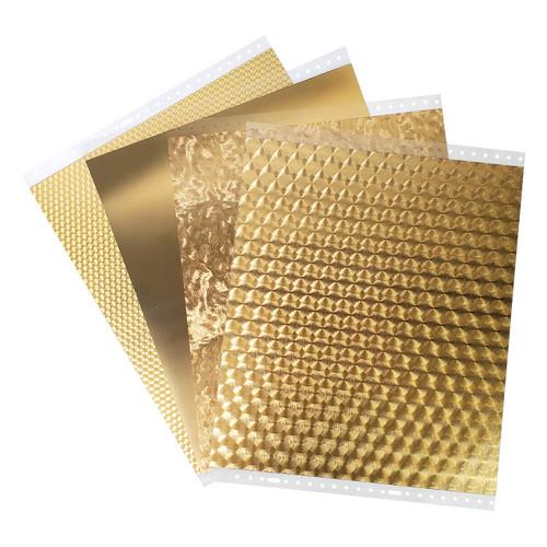 "15"" SignGold 22 Karat Gold Adhesive Vinyl"