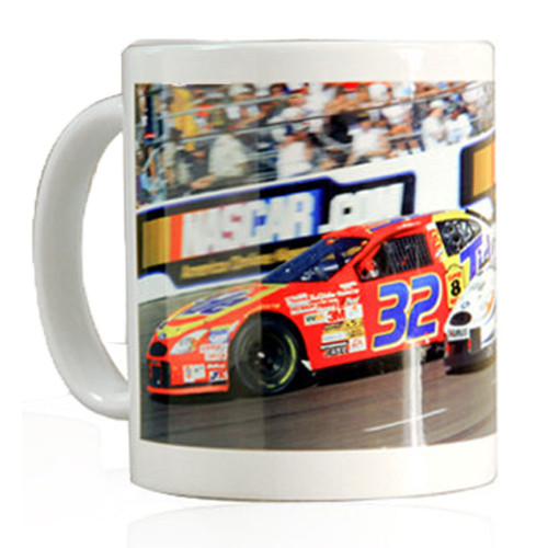 11oz. White Sublimation Mug (Coffee Cup) w/ Pearl Coating, case of 36