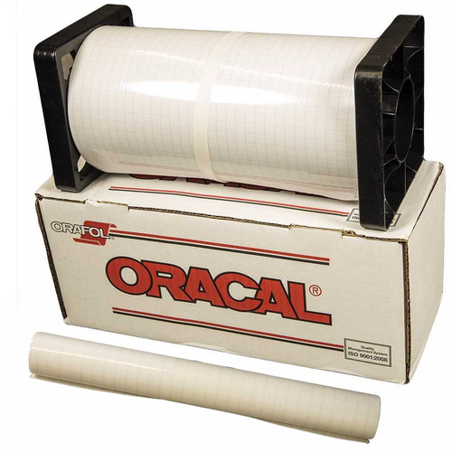 ORATAPE MT80P Transparent Medium Tack Application Tape on Liner