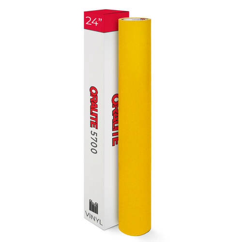 "24"" ORALITE 5700 Engineering Grade Premium Reflective Film"