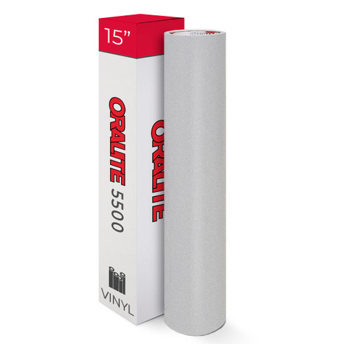 """15"""" ORALITE 5500 Engineer Grade Reflective Film (Punched)"""