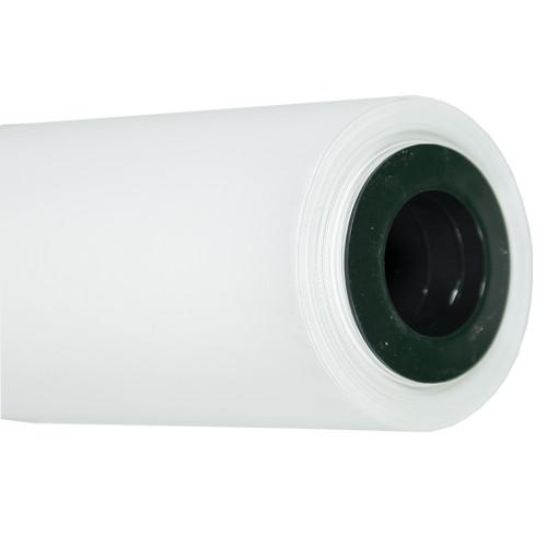 GreenStar 10oz 50 Yard  White Semi-Matte Banner Roll